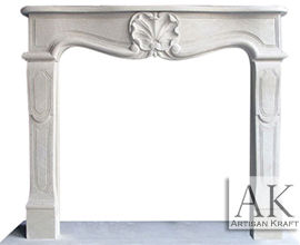 French Heritage Mantel