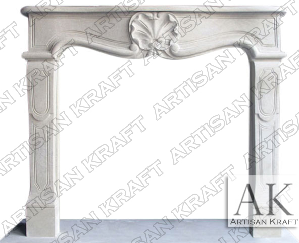 French Heritage Mantels