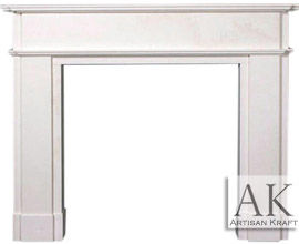 Oxford Contemporary Marble Surround